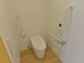 ユニバーサルルーム 客室トイレ