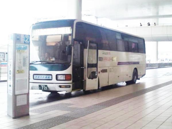 """やんばる急行バス1"""""""