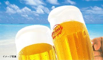 オリオンビール乾杯イメージ