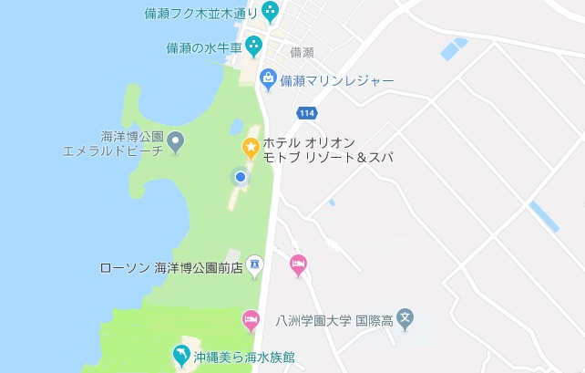 orionresort-map