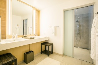 バスルーム(洗面台)
